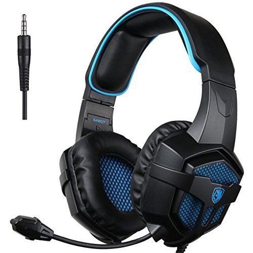 SADES SA807 Xbox One Gaming Headset Stereo Headset...