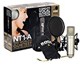 Rode NT1-A Anniversary Vocal Cardioid Condenser...