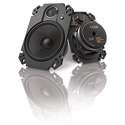 Infinity Kappa 4'x6' 2-Way Loudspeakers-Pair...