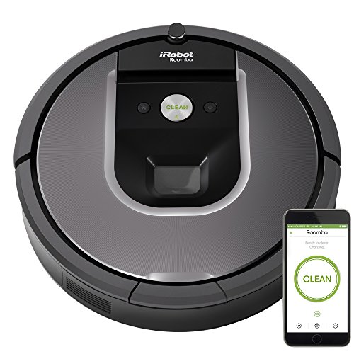 iRobot Roomba 960 Robot Vacuum- Wi-Fi Connected...