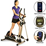 EXERPEUTIC 2000XL Bluetooth Smart Cloud Fitness...