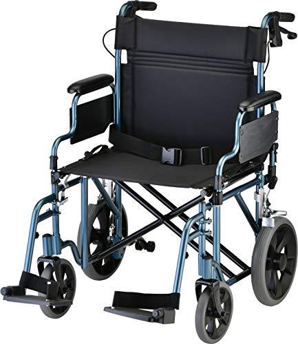 NOVA Heavy Duty Bariatric Transport Chair with 400...