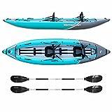Driftsun Rover 220 Inflatable Tandem Kayak...