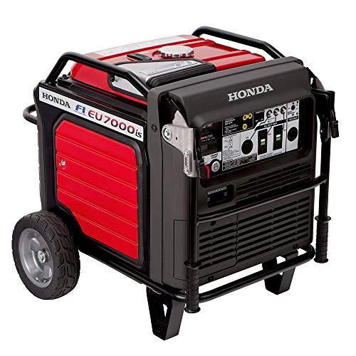 Honda 660270 7,000 Watt Super Quiet Portable...