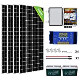 ECO-WORTHY 800 Watts Complete Solar Power System...