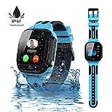 Jsbaby Kids Smartwatch LBS/GPS Tracker Phone with...