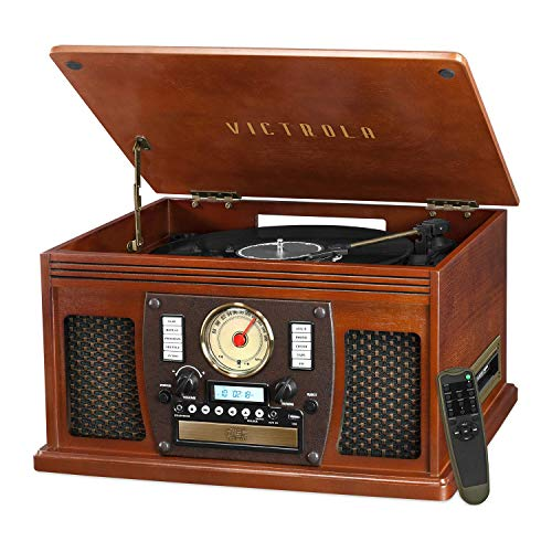 Victrola Navigator 8-in-1 Classic...