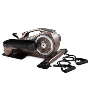 Bionic Body Under-Desk Elliptical Machine Mini Stepper Trainer