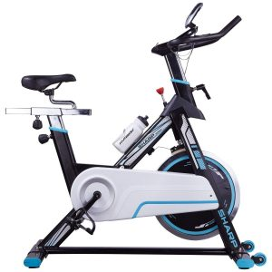 HARISON Indoor Cycle Bike Belt Driven, Stationary Exercise bike