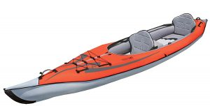 Advanced elements advanced frame convertible inflatable Kayak