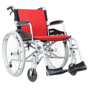 Hi-Fortune 21lbs Lightweight Medial Self-Propelled manual wheelchair