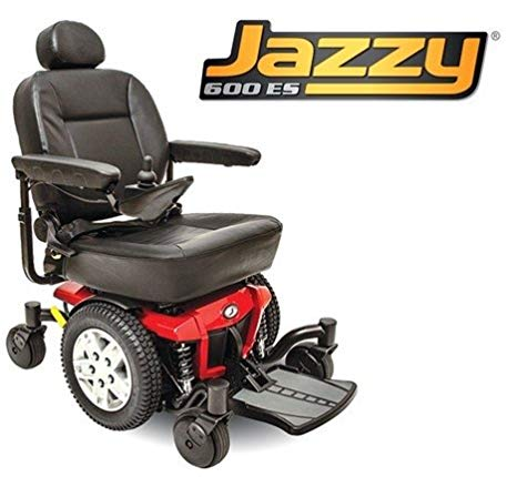 Jazzy 600 ATX Electric power wheelchair
