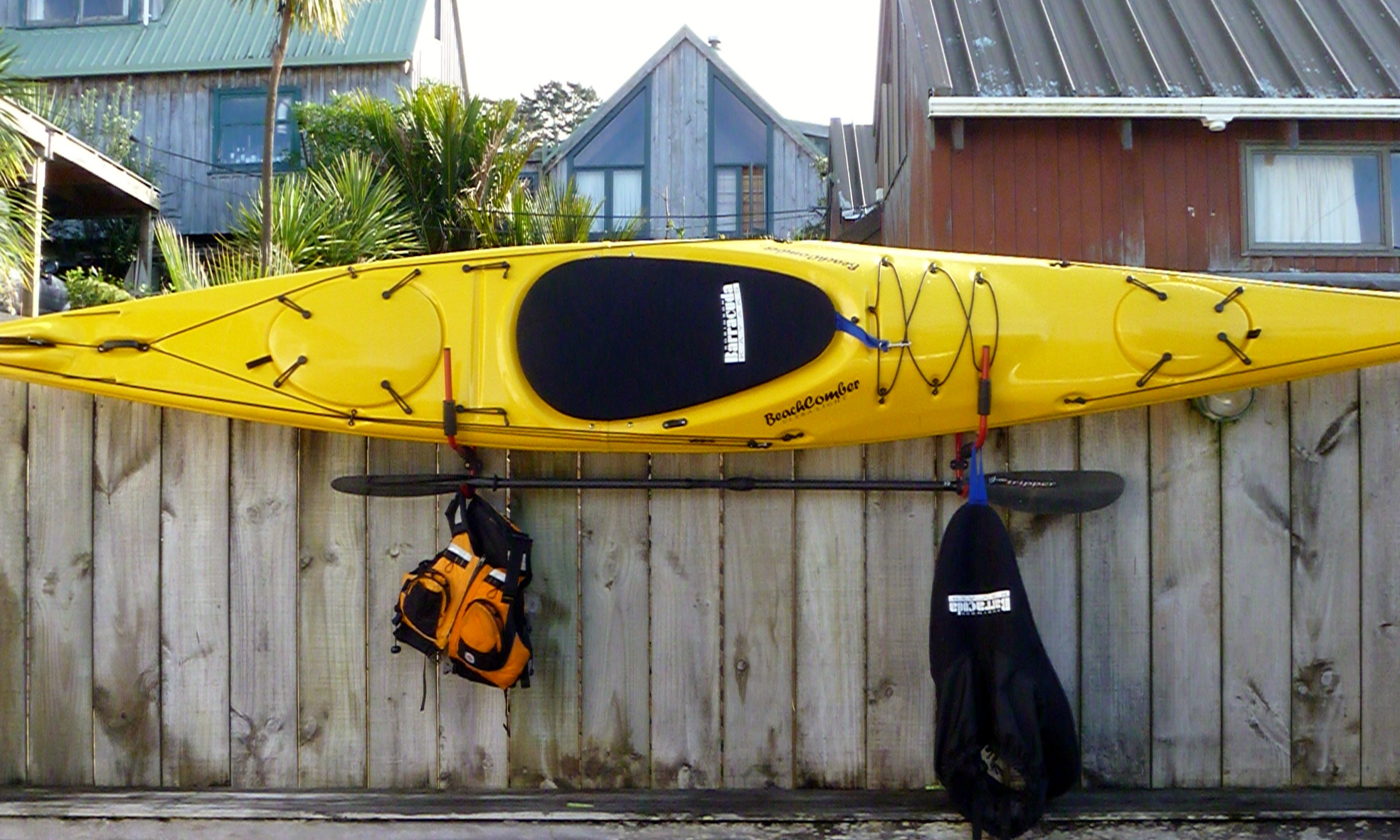Kayak storage Image