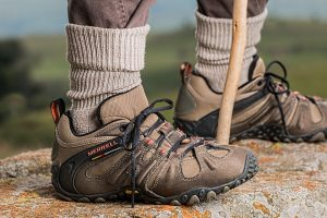 Keen Vs Merrel work boots