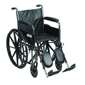 Medical lightweight expedition transport wheelchair