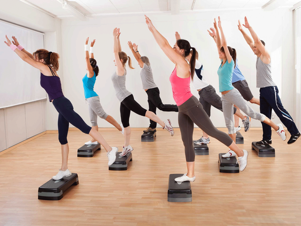 aerobic stepper exercise reviews