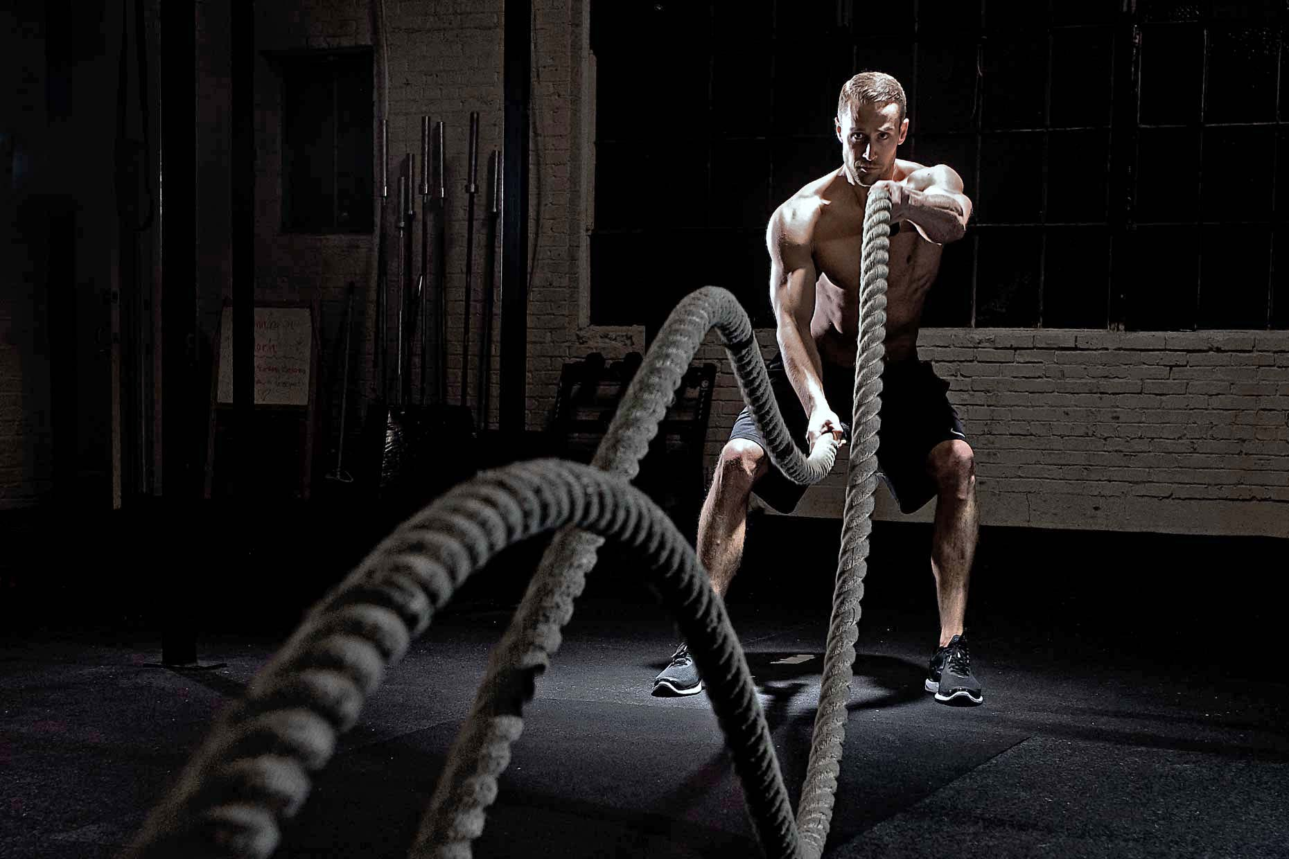 battle rope exercises for abs