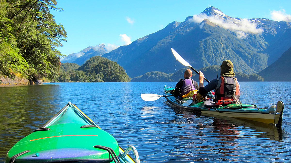 best places to kayak