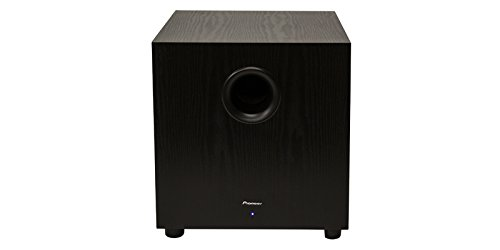 Pioneer SW-10 200W Powered Subwoofer
