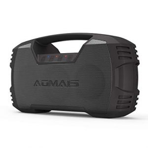 aomais go bluetooth speakers review