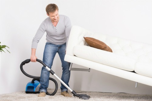 uses of vacuum cleaner in home