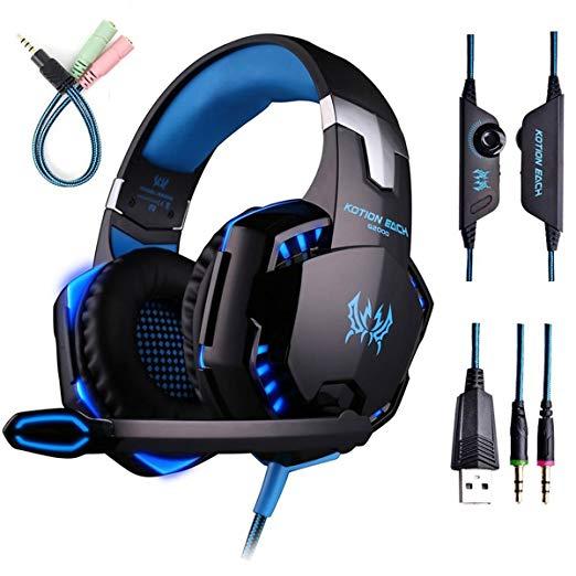 ENVEL best gaming headphones