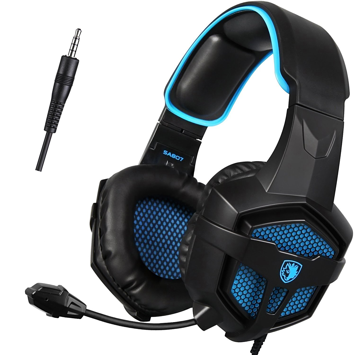 SADES SA-807 best gaming headphones of 2019 for gamers