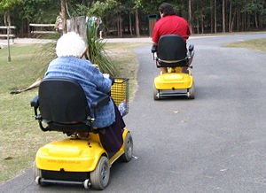 advantages of wheel chairs for diables and senior citizens