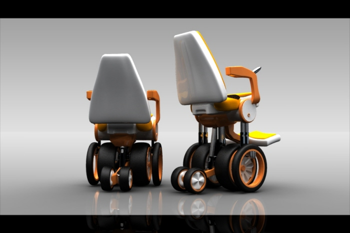 chalenges faced by wheelchair users