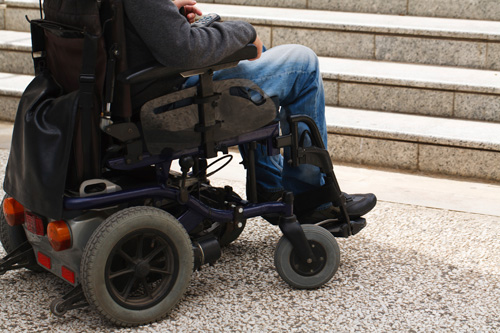 chalenges while using wheelchairs