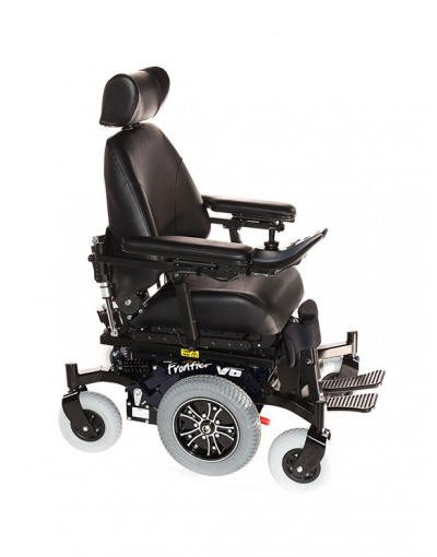 mid wheel foldable electric chairs