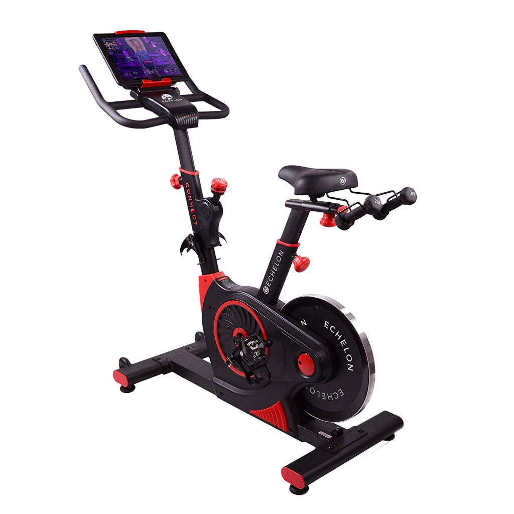 keiser indoor spin bike bluethooth and computer enabled