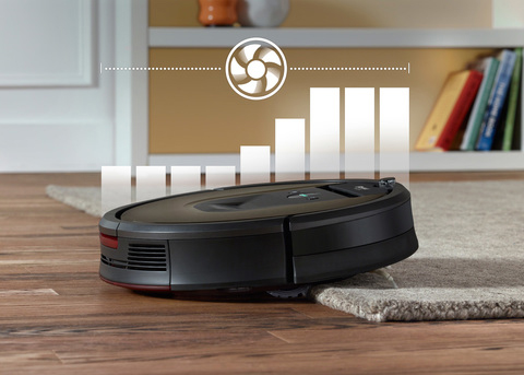 irobot roomba 985 on carpet