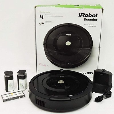 Roomba 805 package