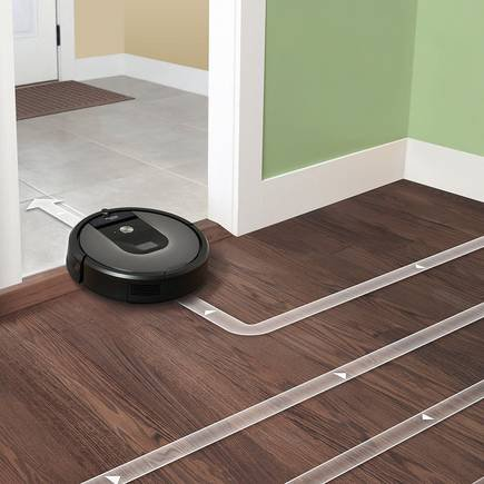 roomba 960 direction