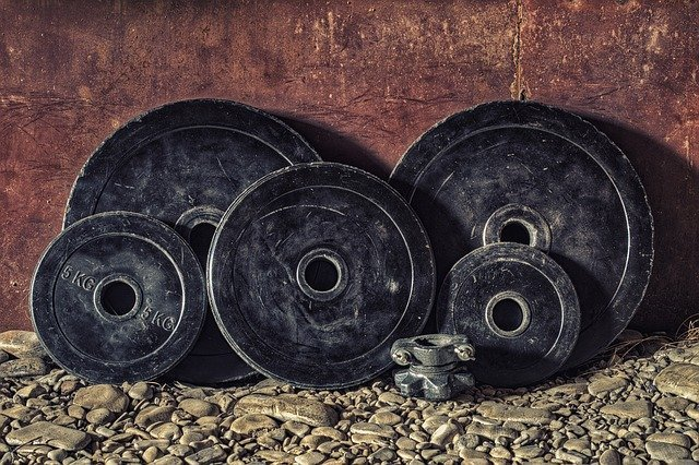 How To Clean A Rusty Barbell
